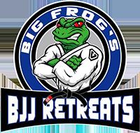 BJJ Retreats Logo
